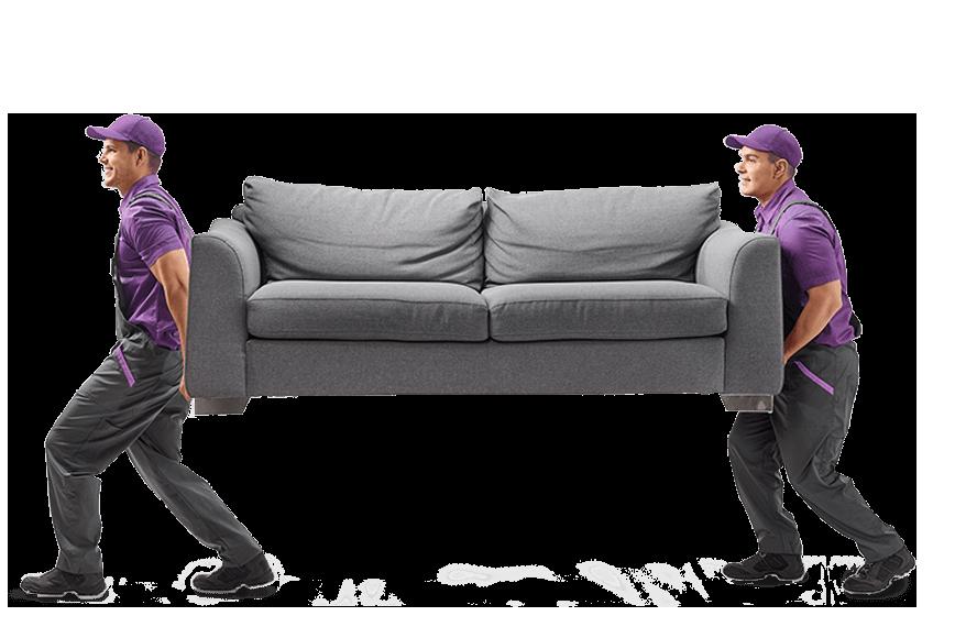 מעבירים רהיטים לנזקקים-אוספים מהבית